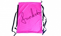 Funkita Mesh Gear Bag Still Pink
