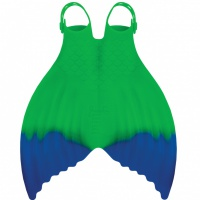 Finis Luna Mermaid monofin green