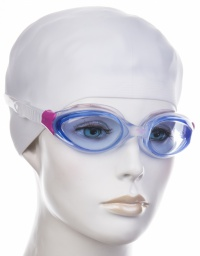 Arena Fluid woman swimming goggles