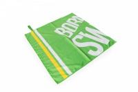 BornToSwim Microfibre Towel Big Logo