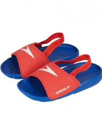Speedo Atami Core Slide Junior Blue/Red