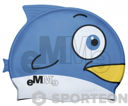 Swimming cap for children Emme whale