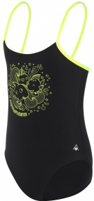 Aqua Sphere Yumi Aqua First Girl Black/Bright Green