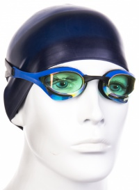 Arena Cobra Ultra Mirror blue