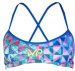 Michael Phelps Chrystal Top Multicolor