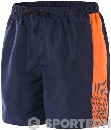 Speedo Sport Vibe 16 Watershort Navy/Pure Orange