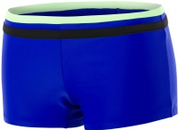 Speedo Hydractive Sport Short Chroma Blue/Black/Bright Zest