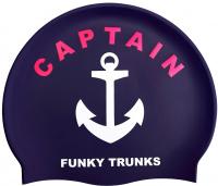 Funky Trunks Captain Funky Swimming Cap