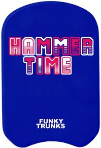 Funky Trunks Hammer Time Kickboard