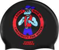 Funky Trunks Animation Nation Swimming Cap