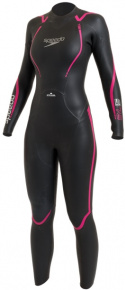 Speedo EV-15 Event Fullsuit Women Black/Pink