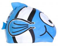 BornToSwim Fish Junior Swim Cap