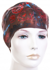 Swimming cap Silicone Madwave Street