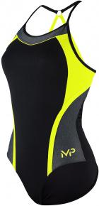 Michael Phelps Kuta Black/Bright Yellow