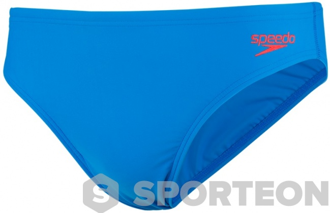 Speedo Endurance10 5cm Brief Brilliant Blue/Lava Red