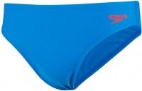 Speedo Endurance10 5cm Brief Brilliant Blue/Lava Red