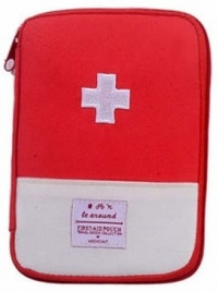 Lifeguard First Aid Pouch