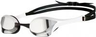Arena Cobra Ultra Swipe Mirror Black/Silver