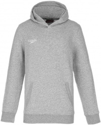 Speedo Pullover Hoodie Junior Black Grey