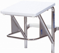 Spectrum Aquatics Bighorn Starting Platform Dual Post