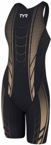 Tyr AP12 Compression Open Back Black/Gold
