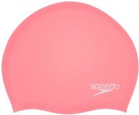 Speedo Plain Moulded Silicone Swimming Cap