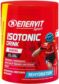 Enervit Isotonic Drink Lemon 420g