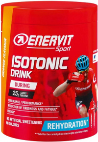Enervit Isotonic Drink Orange 420g