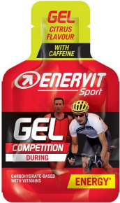 Enervit Gel Citrus with Caffeine 25ml