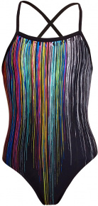 Funkita Drip Funk Strapped In One Piece Girls