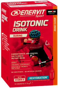 Enervit Isotonic Drink Orange 10x 15g
